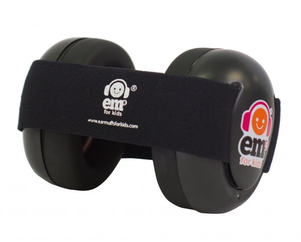 Ear defenders and gift card