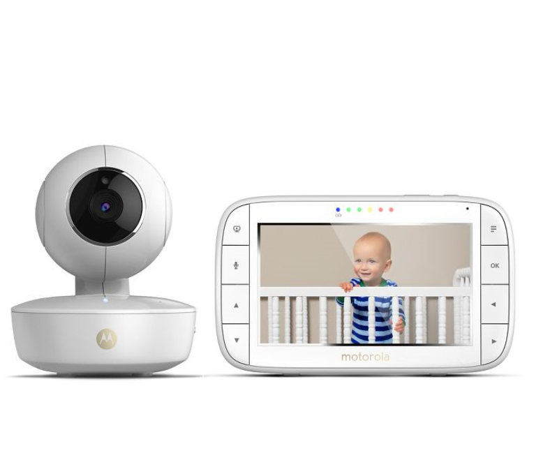 Portable Video Baby Monitor