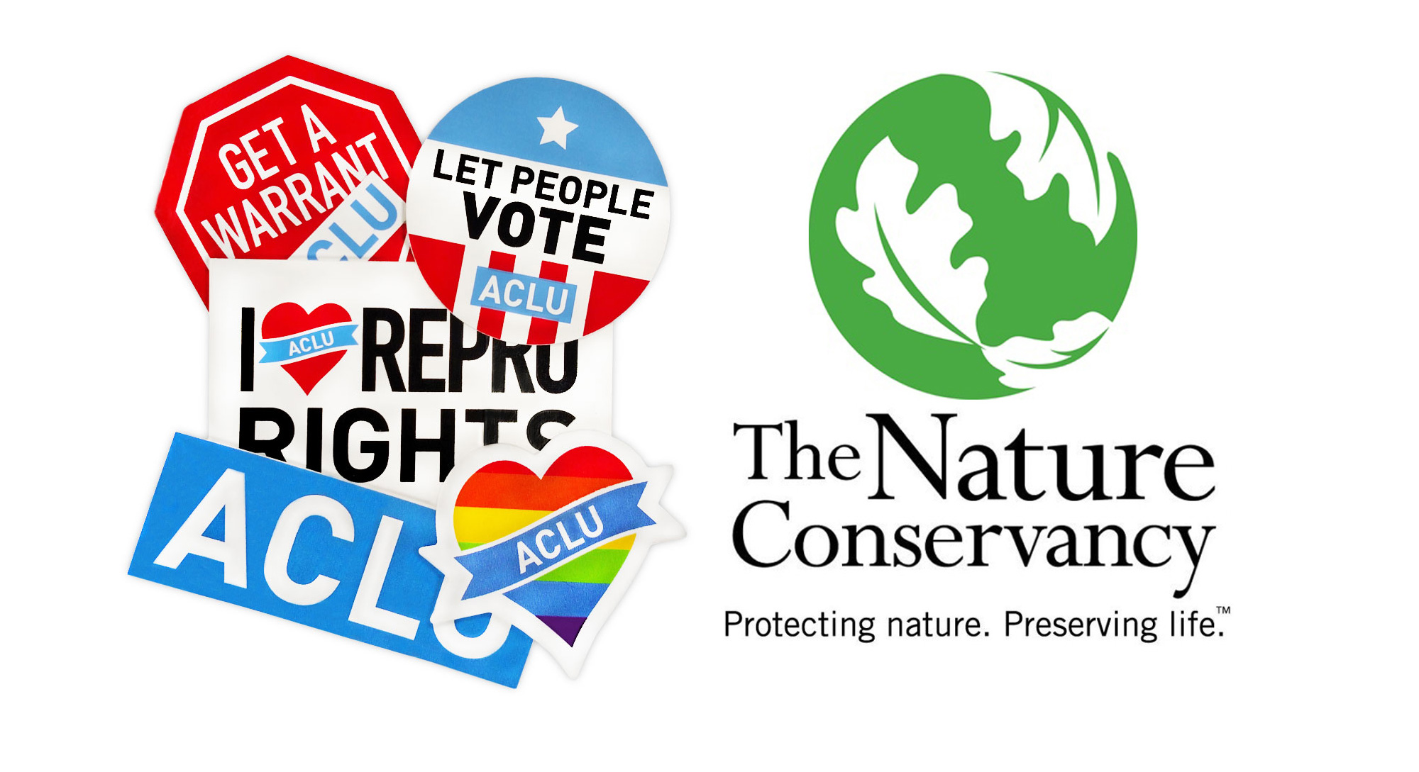 ACLU + The Nature Conservancy