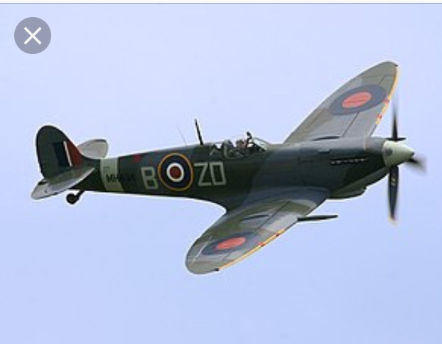 Spitfire experience