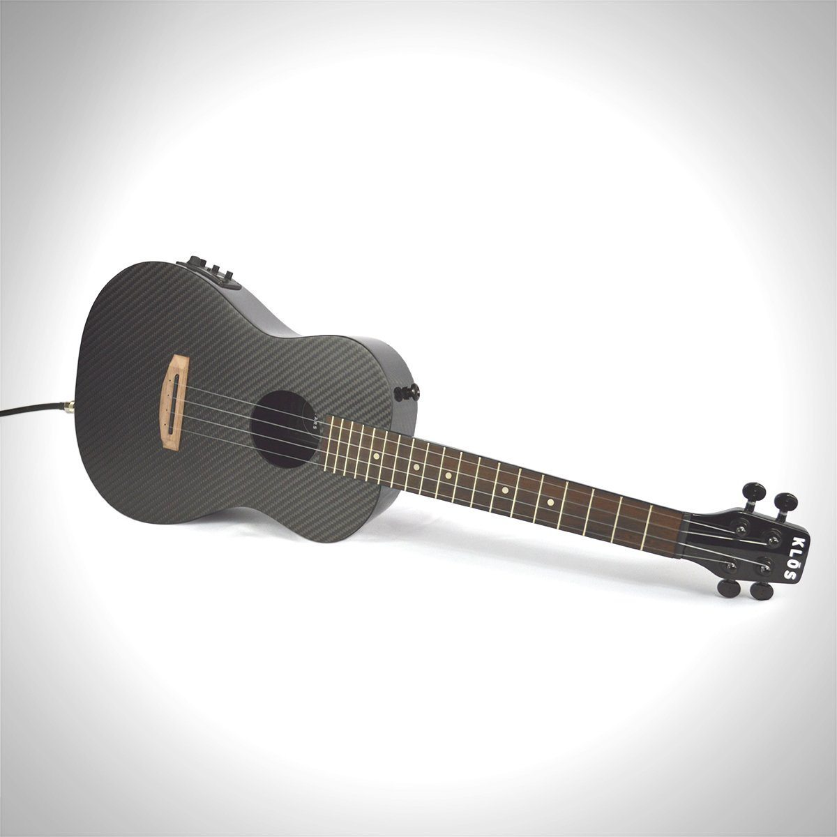 Klos Deluxe Acoustic Electric Ukulele