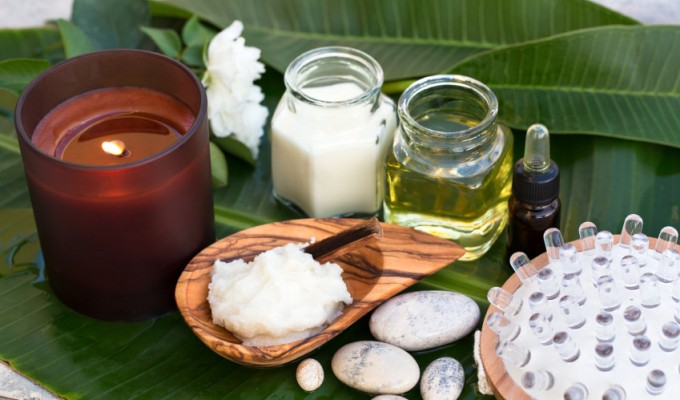 NATURAL beauty and health product